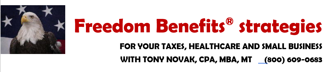 Tony Novak CPA